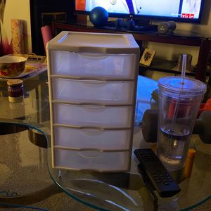 Plastic Drawers for Sale in Sacramento, CA