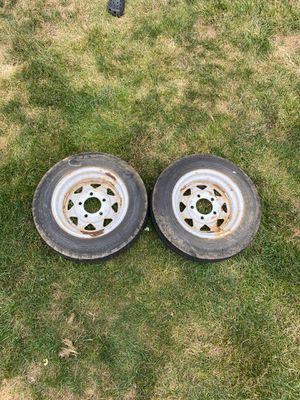 Rims and tires for Sale in Wayne, IL