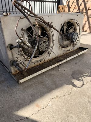 Truck refrigerator unit fans work 18 X 36 inches for Sale in Upland, CA