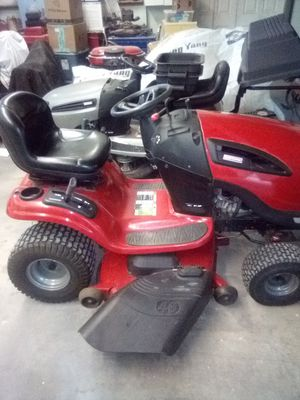 Craftsman YTS3000 riding lawn mower for Sale in Auburn, WA