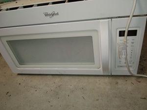 Whirlpool microwave for Sale in Chesapeake, VA