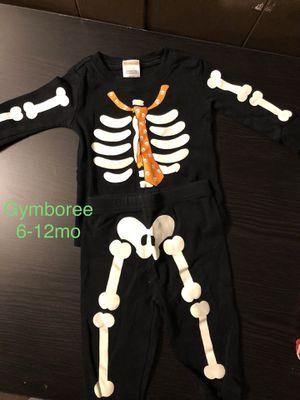 Kids Halloween clothes 6mo 9mo 6-12mo (9 pieces) for Sale in Holbrook, MA