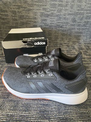 ADIDAS DURAMO 9 RUNNING SHOES MENS SIZE 10.5 for Sale in Upland, CA