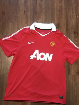 Manchester United Retro Style Men's XL for Sale in Deerfield Beach, FL