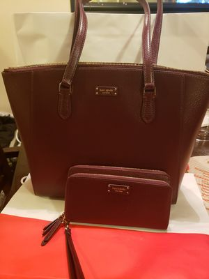Purse Kate spade authentic brand new with wallet for Sale in Garden Grove, CA