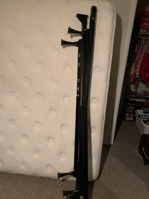 Full-size mattress and bed frame for Sale in Tampa, FL