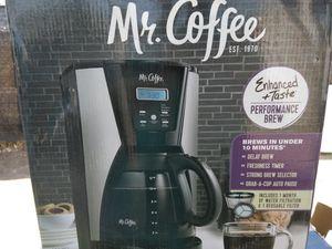 Mr coffee, a Brand New digital coffee maker for Sale in Clovis, CA
