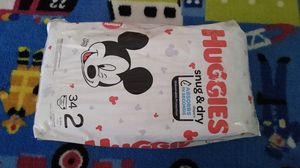 Huggies snug and dry for Sale in Riverside, CA
