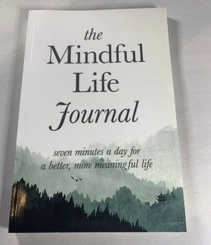 "Book: ""The Mindful Life Journal"" for Sale in Issaquah, WA"