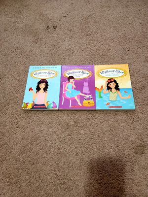 3 Whatever After series kids books for Sale in Spanaway, WA
