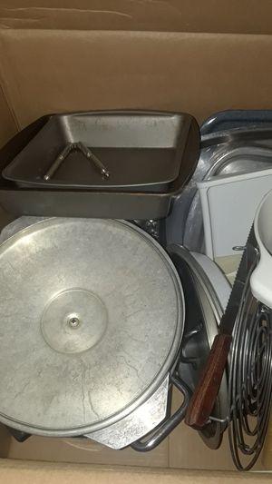 Pots, pans etc. for Sale in Porter, TX