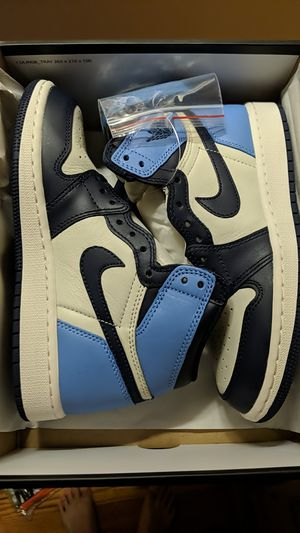Nike Air Jordan 1 Obsidian UNC Size 3.5, 4, 4.5 5, 5.5, 6, 6.5 for Sale in Cleveland, OH