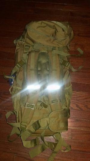 Tactical backpack, MARDINGTOP Polyester, khaki color for Sale in Springdale, MD