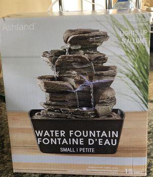 Ashland small table indoor fountain. for Sale in Laguna Hills, CA