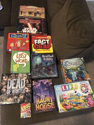 Board games for Sale in Moore, OK