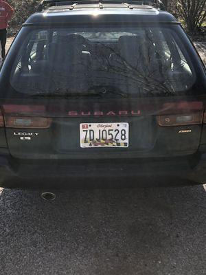 1998 Subaru Legacy for Sale in Fort Washington, MD