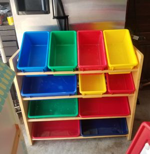 Toy organizer for Sale in Mansfield, TX