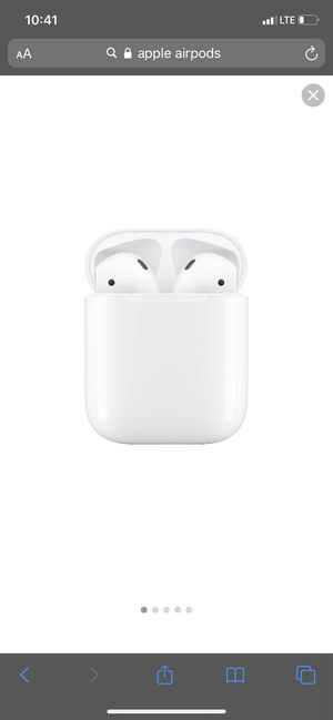 Apple AirPods gen 2 for Sale in Washington, DC