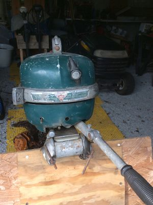 Mercury Outboard Motor,old ? for Sale in Athens, OH