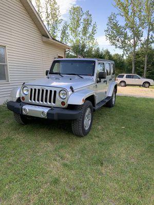 2011 jeep wrangler sahara for Sale in Grant, MI