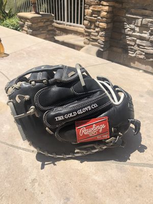 Rawlings Softball Catchers Glove - Heart of the Hide for Sale in Orange, CA