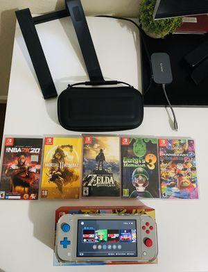 Nintendo Switch Bundle for Sale in Irvine, CA