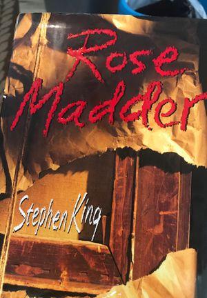 Stephen King Hardcover Novel for Sale in Boynton Beach, FL