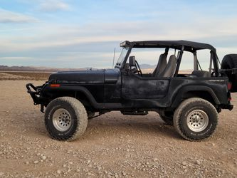 1993 Jeep Wrangler S for Sale in Las Vegas,  NV