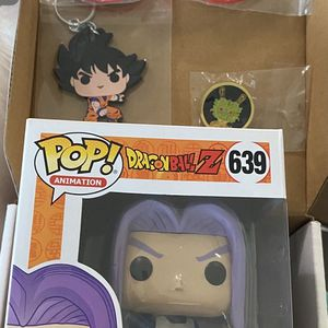 Funko Pop! Dragon Ball Z - Future Trunks 639 Capsule Corp Box Crate for Sale in Seal Beach, CA