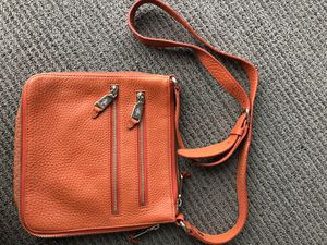 Orange Cole Haan hobo bag for Sale in Chicago, IL