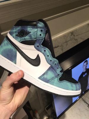 Tie dye Jordan 1 size 9 men's for Sale in Centreville, VA
