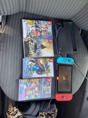 Nintendo switch for Sale in Stoneham, MA