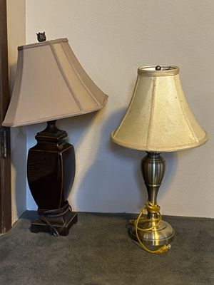House lamps for Sale in Wood River, IL