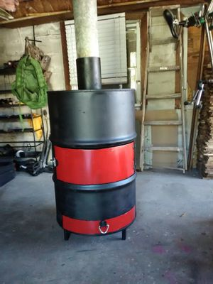 Wood burning stove/heater for Sale in Wichita, KS