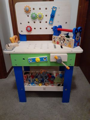 Hape wooden toy for boys. Available for Sale in Everett, WA