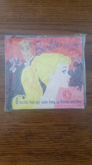 1961 Barbie Sings! 3 Record Book for Sale in Vacaville, CA