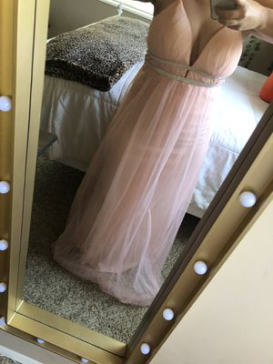 Brand new peachy color dress for Sale in Riverside, CA