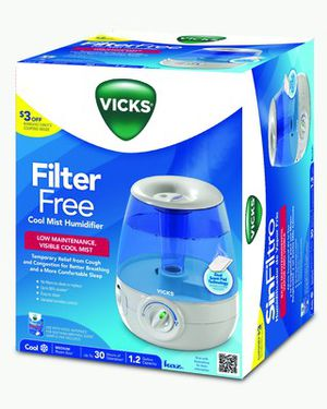 New Vick's cool humidifier for Sale in Salt Lake City, UT