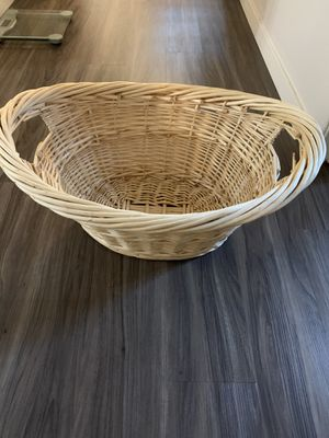 Laundry basket for Sale in Anderson, CA