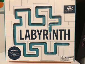 Labyrinth Wooden puzzle marble game for Sale in San Diego, CA