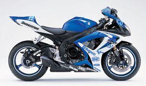 Suzuki GSX-R 600 2006 motorcycle for Sale in Laguna Beach, CA