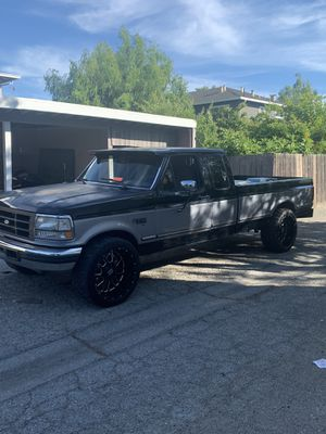 1995 Ford F-250 7.3 diesel for Sale in Redwood City, CA
