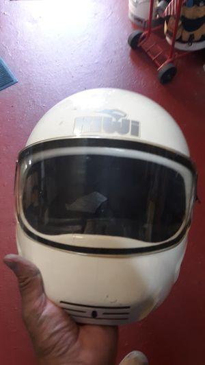 Kiwi vintage motorcycle helmet for Sale in Garden Grove, CA