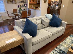 West Elm Henry Queen Sleeper Sofa for Sale in Alexandria, VA