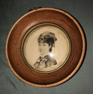 ANTIQUE FRAMED PRINT for Sale in The Bronx, NY