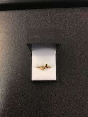 Mothers birthstone ring for Sale in Grand Prairie, TX