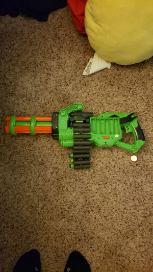 Nerf gun with extra ammo for Sale in Aurora, IL