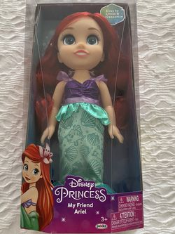 Disney Princess Doll Ariel Little Mermaid for Sale in Torrance,  CA