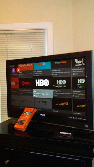 """32"""" Vizio tv & Fire tv stick for Sale in Pawtucket, RI"""