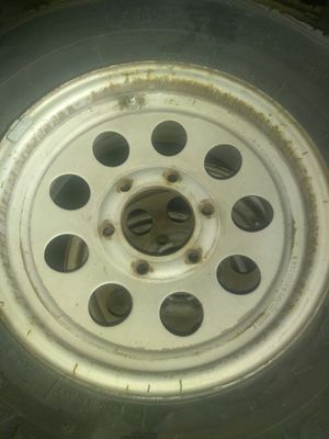 Rims and tires for Sale in Highland, CA